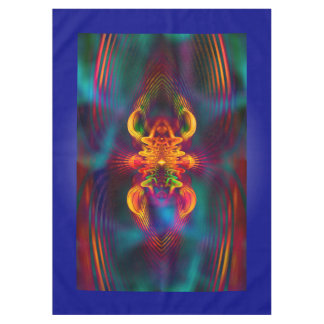 IT'S MAGIC Apopphysis Fractal II + your idea Tablecloth