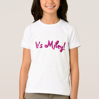 It's Miley! T-shirt