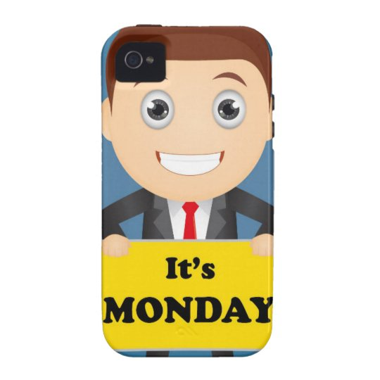 Its Monday Case For The iPhone 4