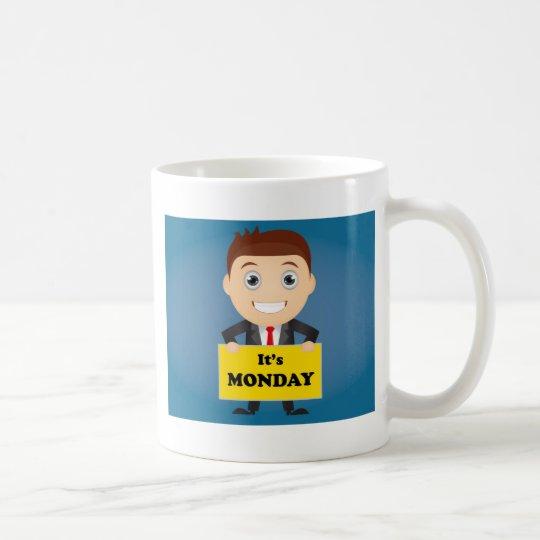 Its Monday Coffee Mug