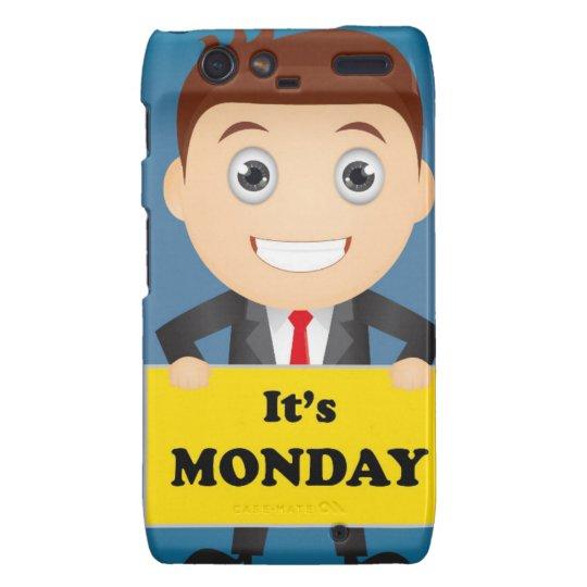 Its Monday Droid RAZR Case