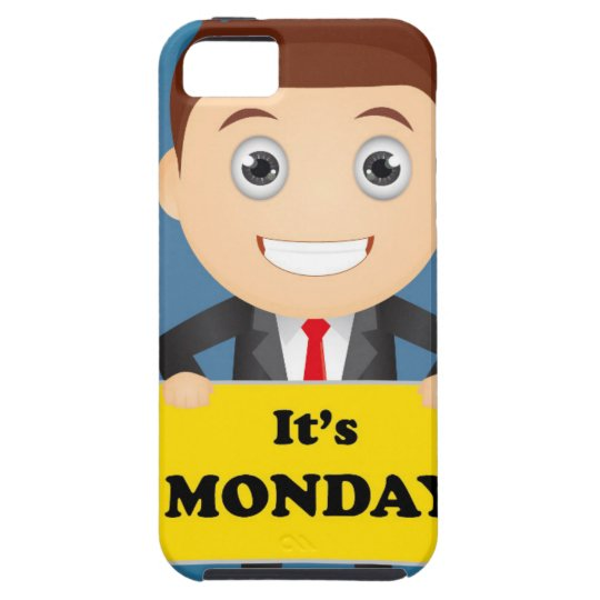 Its Monday iPhone 5 Cover