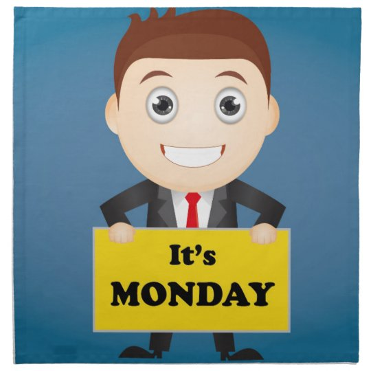 Its Monday Napkins