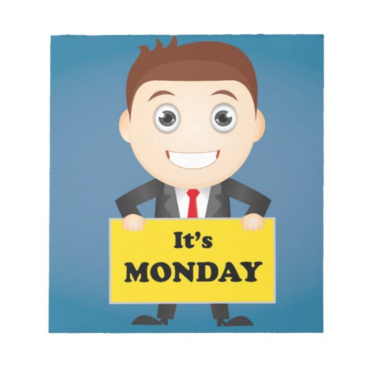 Its Monday Notepads
