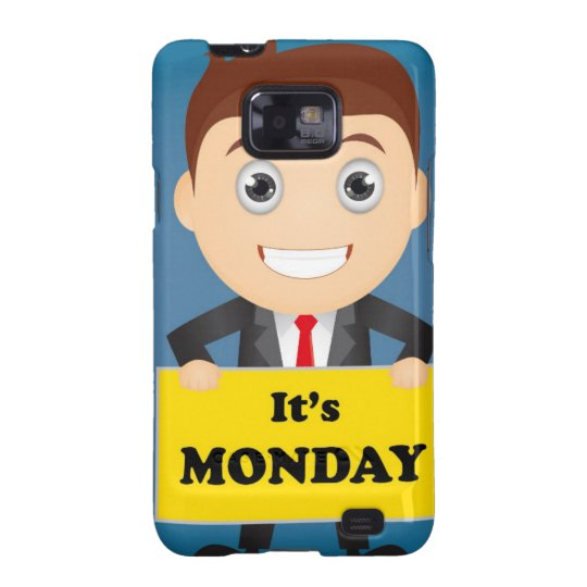 Its Monday Samsung Galaxy S2 Cover
