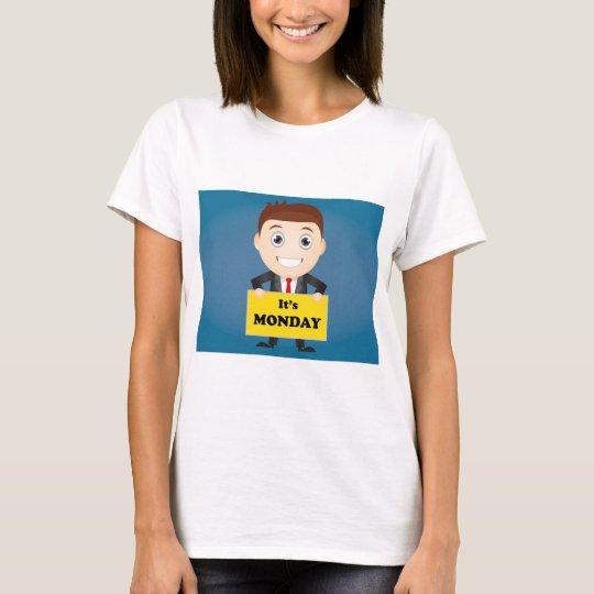 Its Monday T-Shirt