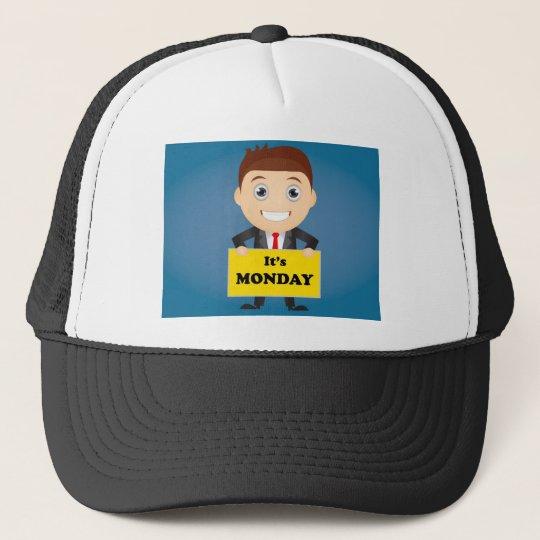 Its Monday Trucker Hat