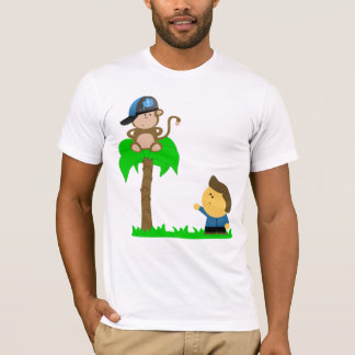It's Monkey's Hat Now T-Shirt