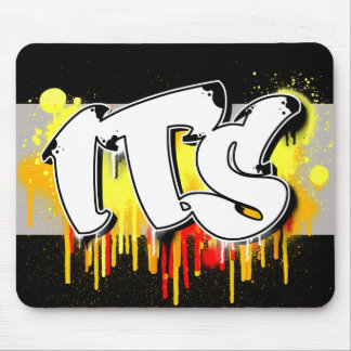 ITS Mousepad (Black)