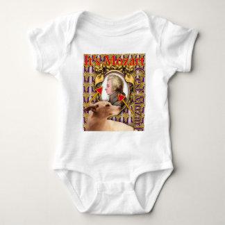 It's Mozart Baby Bodysuit
