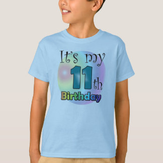 It's my 11th Birthday (boy) T-Shirt
