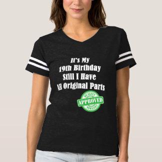 It's My 19th Birthday T-shirt