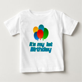 Its my 1st Birthday Baby T-Shirt