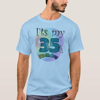 It's my 35th Birthday T-Shirt
