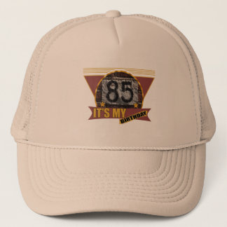 It's My 85th Birthday Gifts Trucker Hat