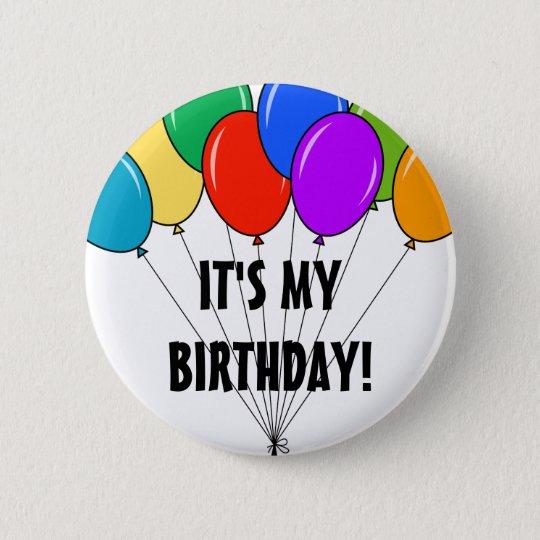 Custom Birthday Pins birthday pin with ribbon its my birthday pin 21st birthday pin customized birthday pin pin happy birthday pin