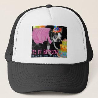 ITS MY BIRTHDAY TRUCKER HAT