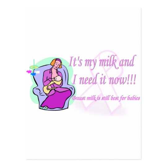 Its my milk.jpg postcard