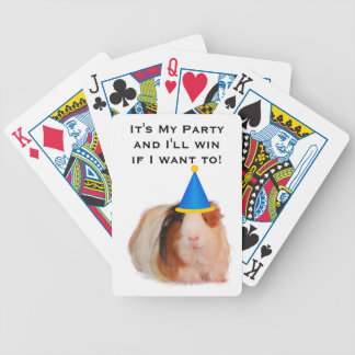 It's My Party and I'll Win If I Want To - Cards