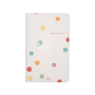 It's my Party Pocket Journal - Turquoise