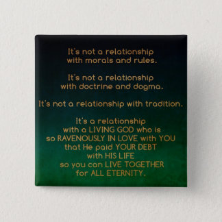 It's Not a Relationship Pin