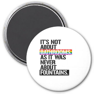 It's not about bathrooms - - LGBTQ Rights -  Magnet