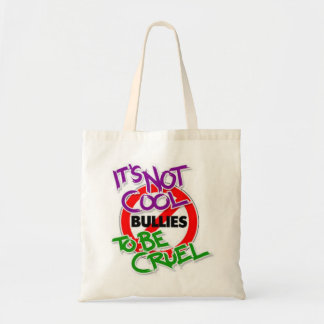 It's Not Cool Budget Tote