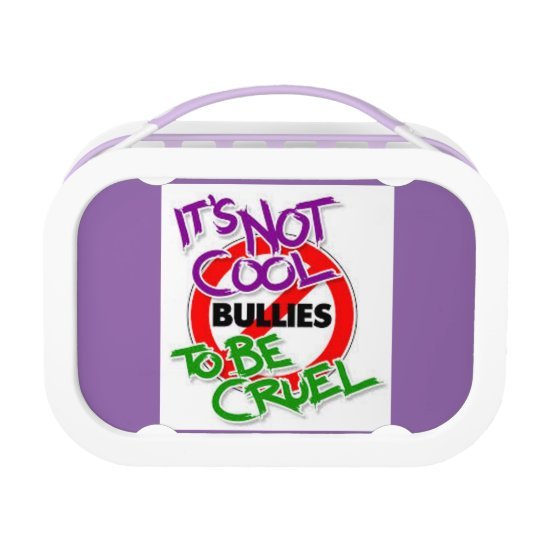 It's Not Cool Lunch Box