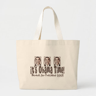 It's Obama Time Bag