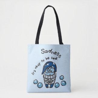 It's Okay To Be Sad Tote Bag