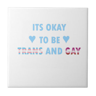 It's Okay To Be Trans And Gay (v3) Tile