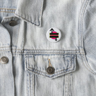 It's okay to be you. 1 inch round button