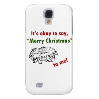 It's Okay to Say Merry Christmas to Me!