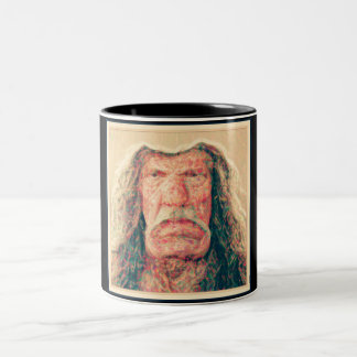 It's only me. Two-Tone coffee mug
