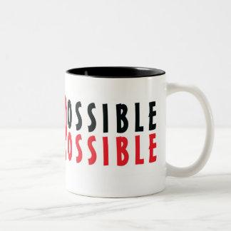It's-possible Two-Tone Coffee Mug