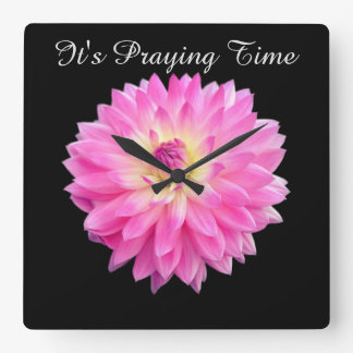 It's Praying Time Wall Clock