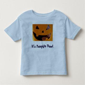It's Pumpkin Time! Toddler T-shirt