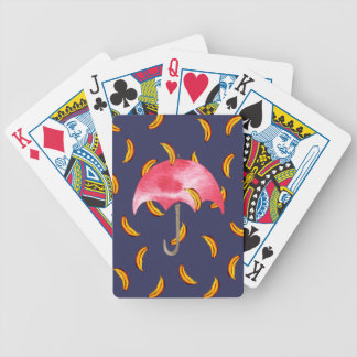 It's Raining Bananas Poker Deck