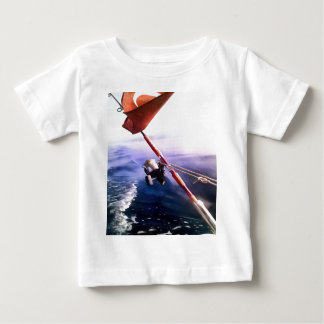 It's Reel - Gone Fishing Baby T-Shirt