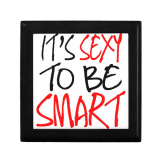 it's sexy to be smart gift box