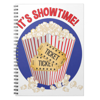 Its Showtime Notebook