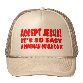 Its So Easy Christian hat