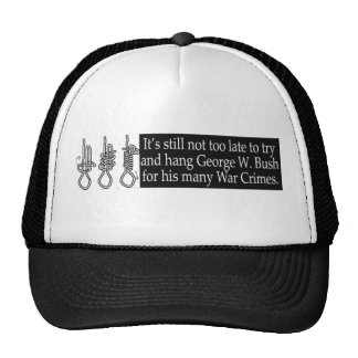 It's still no too late to try and hang trucker hat