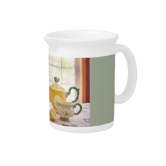 """""""It's Tea Time"""" Speciality Pitcher"""
