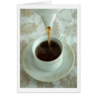 It's Teatime Card