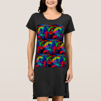 It's The Abstract #2 Dress