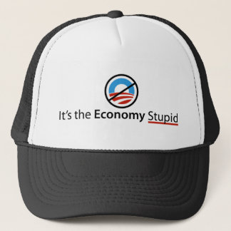 It's The Economy Stupid Hat