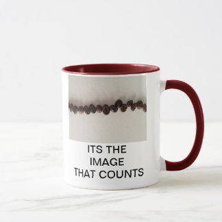 ITS THE IMATE THAT COUNTS MUG