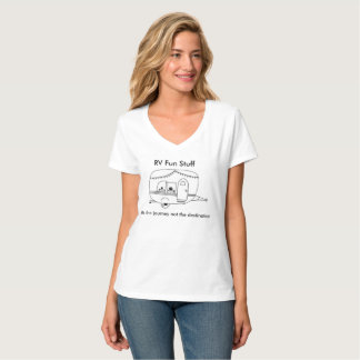 Its the journey not the destination T-Shirt
