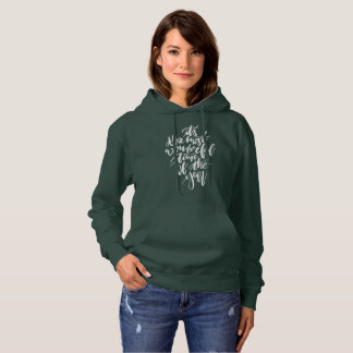 ITS THE MOST WONDERFUL TIME OF THE YEAR HOODIE